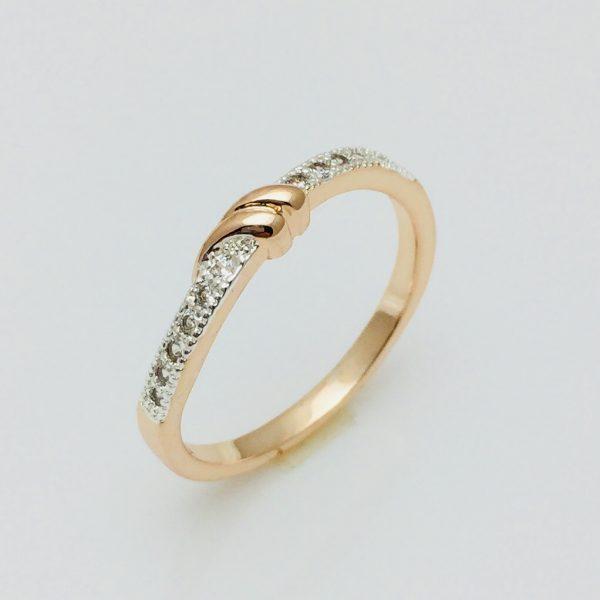 Кольцо привлекательное Аделина, размер 18, 19, 20