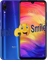 Смартфон Xiaomi Redmi Note 7 4/128Gb Neptune Blue Глобальная Прошивка Оригинал Гарантия 3 месяца / 12 месяцев