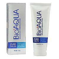 Пенка для умывания BioAqua Pure Skin, 100 г
