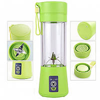 Фитнес-блендер Smart Juice Cup Fruits Портативный USB-зарядка