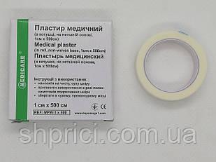Пластырь медицинский на нетканой основе в катушке 3х500 см / MEDICARE