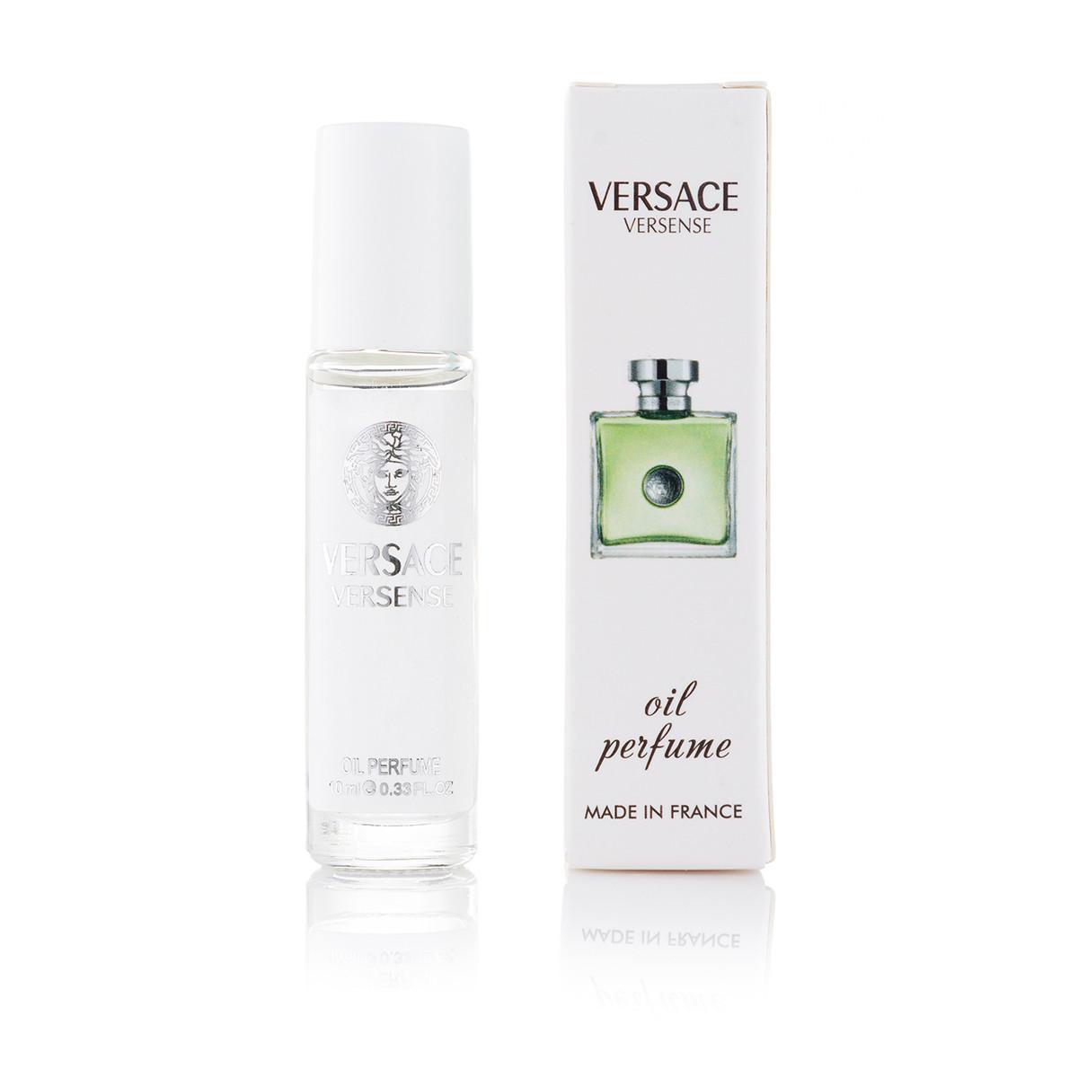 Масляний парфуми Versace Versense - 10 мл (кульковий) (ж)