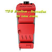 Твердотопливный котел Marten Praktik MP-15 15 кВт, фото 1