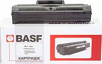 Тонер-картридж BASF для Samsung ML-1661/1666/1861/1866 аналог MLTD1043S Black (BASF-KT-MLTD1043S)