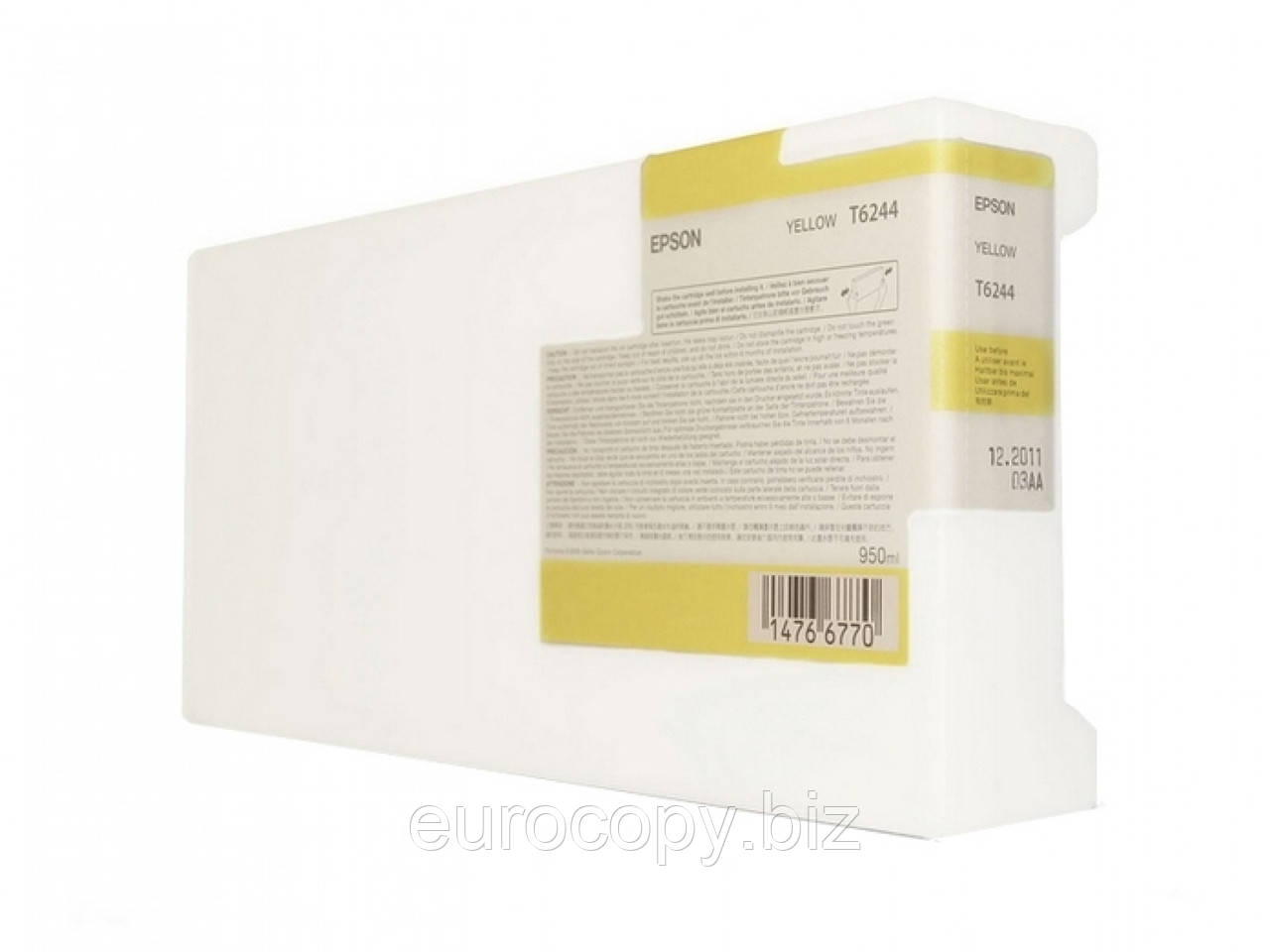 Картридж Epson SP-GS6000 Yellow (C13T624400) Original