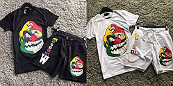 Комплект футболка и шорты MUSEUM W