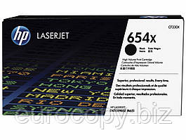 Заправка картриджа HP Color LaserJet 654X M651dn Black (CF330X)