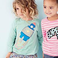 Кофта для девочки Ракета Little Maven