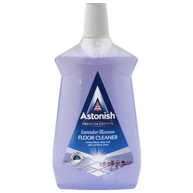 Універсальний суперконцентрант для миття підлоги Astonish Lavender Blossom (лаванда) 1 л.