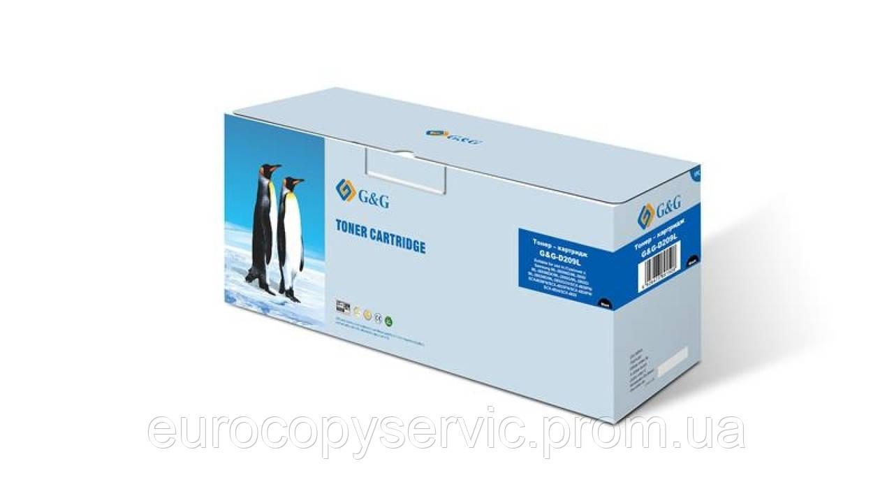 Картридж G&G для HP LJ Pro M102/M130 Black (1600 стр)