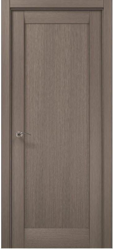 Дверное полотно 2000х810х40 Папа Карло Millenium ML-00Fc Дуб кремовый