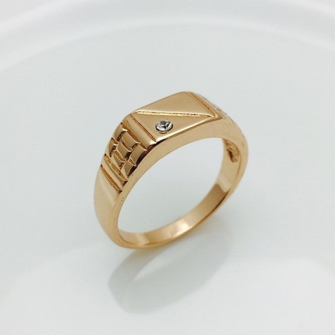 Мужское кольцо, размер 17
