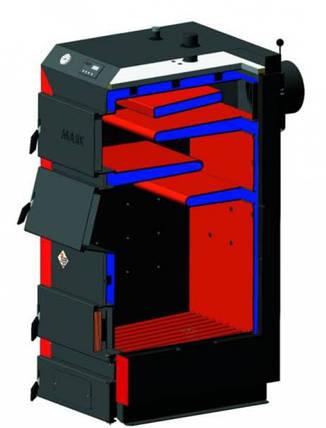 Твёрдотопливный котёл МАЯК КТР-20 кВт ECO MANUAL длительного горения, фото 2