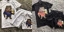 Комплект футболка и шорты TDH
