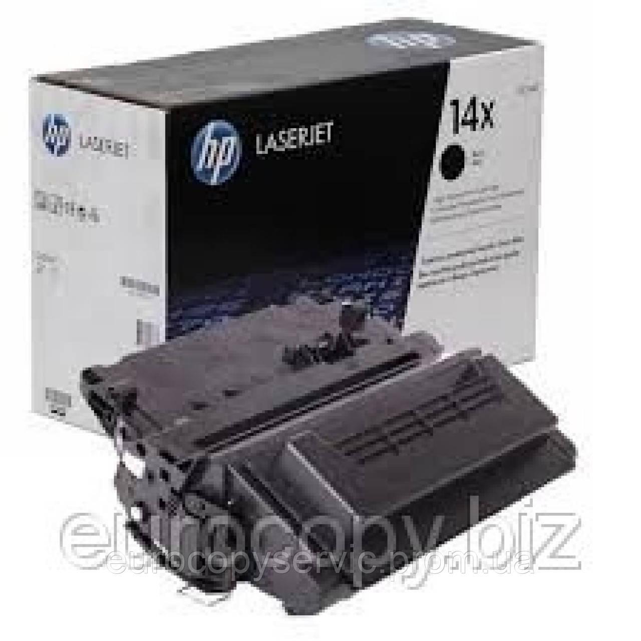 Картридж HP LaserJet M712dn (CF214X)