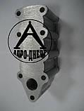 Крышка гидрораспределителя Р-80 нижняя Р75-3-023 Старого Образца с дренажем, фото 3