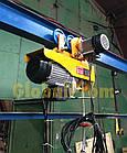 Лебедка электрическая 500/1000кг 220 В, лебедка электрическая РА, электрическая лебедка РА, таль РА, фото 4