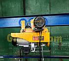 Лебедка электрическая 500/1000кг 220 В, лебедка электрическая РА, электрическая лебедка РА, таль РА, фото 5