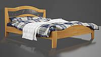 Деревянная кровать Кемпас Лилия