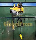 Таль электрическая 125/250 кг 220 В (лебедка электрическая), фото 4