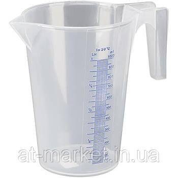 Мерная емкость, полипропилен, 1л., арт. 07062