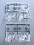 Линза оптическая 45 х 31 х 8 мм для форматно раскроечных станков любых брендов в наличии, фото 3