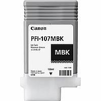 Картридж Canon PFI-107 Matte Black (6704B001AA) Original