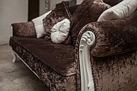 Классический деревянный диван 601,2, фото 1