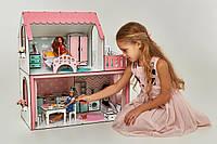 Домик для кукол барби без мебели