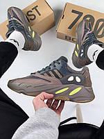 Стильные мужские кроссовки Adidas Yeezy 700, фото 1