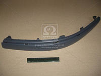 Накладка бампера левая VOLKSWAGEN PASSAT В5 (Фольксваген Пассат Б5) -2005 (пр-во Tempest)