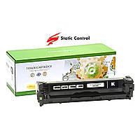 Картридж HP CLJP CF210X (131X) Static Control 2.4k Black (002-01-SF210X)