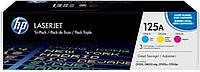 Картридж HP LaserJet 125A Tri-Pack (CF373AM)