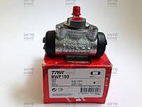 Рабочий тормозной цилиндр на ВАЗ 2101-07, 2108-15, 2110-12, Нива 2121.  TRW BWF150.