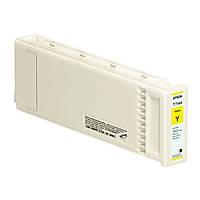 Картридж Epson SureColor SC-S70610 Yellow 700ml (C13T714400)