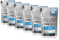 Чорнила Epson для SC-B6000/B7000 Cyan (1Lx6packs)