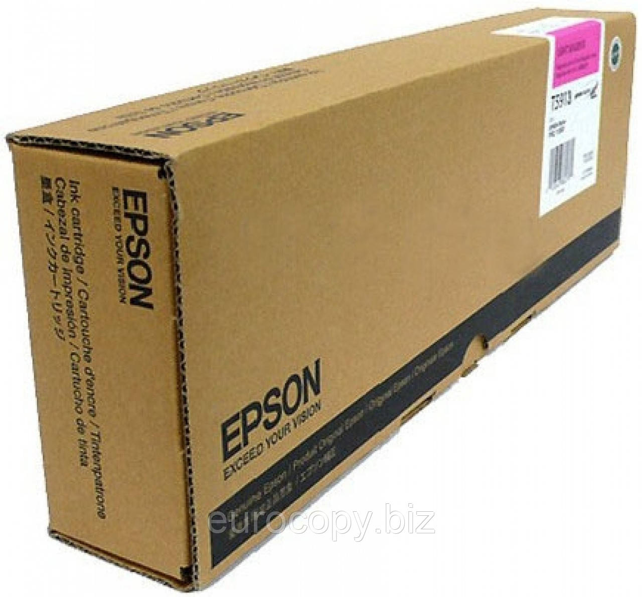 Картридж Epson StPro 11880 vivid magenta 700мл (C13T591300)