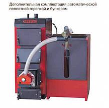 Твёрдотопливный котёл МАЯК КТР-40 кВт ECO MANUAL UNI, фото 2