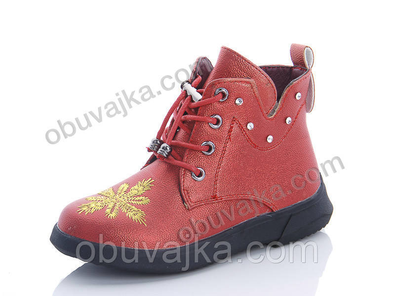 Демисезонная обувь 2019 Ботиночки для девочек от фирмы Ytop(27-32)