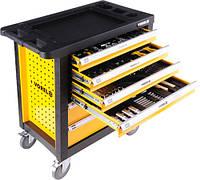 Тележка с инструментом 177 предметов Vorel 58540 (Польша)