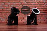 Конфетти машина SHOWplus CM-1500 LED - генератор конфетти с LED подсветкой, mini led confetti machine, фото 5