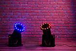 Конфетти машина SHOWplus CM-1500 LED - генератор конфетти с LED подсветкой, mini led confetti machine, фото 3