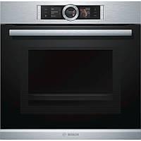 Духовой шкаф с микроволновой печью Bosch HMG636RS1