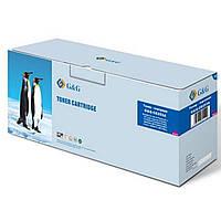 Картридж G&G для HP Color LaserJet CP3525n/CP3520/ CM3530fs/Canon LBP7780Cx-732 Magenta