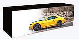 """Полка для игрушек """"Camaro"""" на две секции с двумя фасадами, фото 2"""