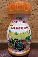 Чаванпраш с ШАФРАНОМ 1 кг Patanjali - мощное средство для укрепления иммунитета, восстановления сил, Индия, фото 1