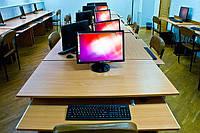 Компьютерные залы для учебных курсов - почасовая аренда