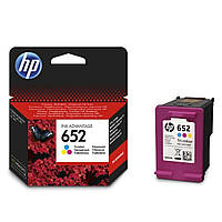 Картридж HP 652 HP DeskJet Ink Advantage Color (F6V24AE) Original