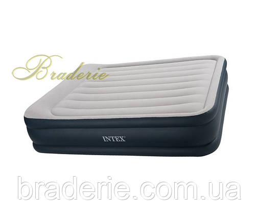 Двуспальная надувная кровать Intex 67738, фото 2