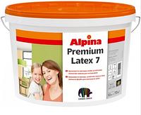 Краска для интерьеров Alpina Premiumlatex 7 B1, 10 л